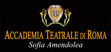 Logo Accademia Teatrale di Roma Sofia Amendolea