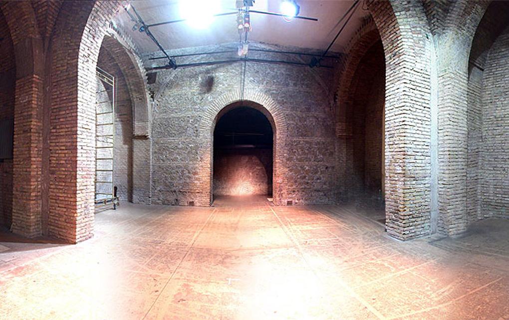 palcoscenico Sala Uno Teatro San Giovanni Roma